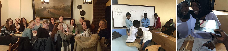 Bilder von Weihnachtsfeier und Workshop in Afrika/Tansania
